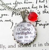 Twilight Love Necklace