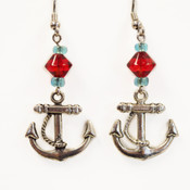 Nautical Earrings - 3 different styles!