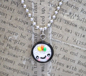 Happy California Roll Necklace
