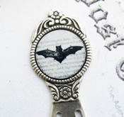 Vintage Bat Bookmark