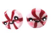 Starlight Mint Stud Earrings