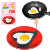I Love You Egg Shaper