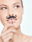 Mustache Lip Service Party Picks