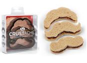 Crustache - Mustache Sandwich Crust Cutter