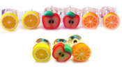 Mini Fresh Slice Earring Sets - 3 pairs!