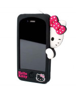 Hello Kitty 3D Peek-A-Boo iPhone 5 Case