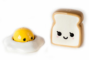Egg & Toast Salt and Pepper Set