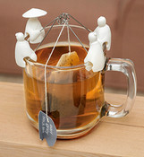 Fisherman Tea Holder