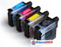 (A) Compatible Brother LC900 Multi Pack (4 inks)