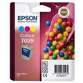 Epson ORIGINAL T029 Colour Ink Cartridge
