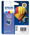 Epson ORIGINAL T020 COLOUR Ink Cartridge