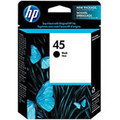 ORIGINAL HP 45 Black High Capacity (42ml Black)