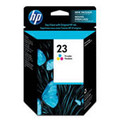 ORIGINAL HP 23 Colour Ink Cartridge (C1823DE) 30ml