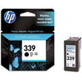 ORIGINAL HP 339 Black Ink Cartridge (C8765EE) 25ml