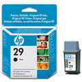 ORIGINAL HP 29 Black Ink Cartridge (51629G) 40ml