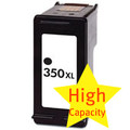 Compatible HP 350XL High Capacity Black Ink (25ml)