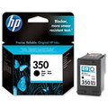 ORIGINAL HP 350 Standard Black Ink Cartridge