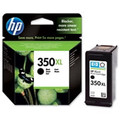 ORIGINAL HP 350XL High Capacity Black Ink Cartridge