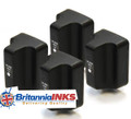 Compatible HP 363 Black Max Filled 23ml (C8719) QUAD PACK