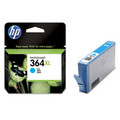 Original High Capacity Cyan HP 364XL Ink Cartridge - (Vivera CB323EE)