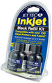 Jettec R26 Ink Refill Kit - Black