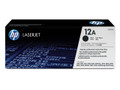 Genuine Black HP 12A Toner Cartridge - (Q2612A)