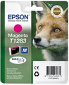 Genuine Magenta Epson T1283 Ink Cartridge - (C13T12834010) Fox