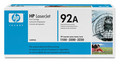 Genuine Black HP 92A Toner Cartridge - (C4092A)