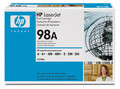 Genuine Black HP 98A Toner Cartridge - (92298A)