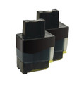 Compatible LC900 Black Ink Cartridge TWIN PACK (2 INKS)