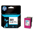 Genuine Tri-Colour HP 301 Ink Cartridge - (CH562EE)