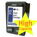 Compatible HP 21XL Black Ink Cartridge (20ML)