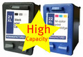 Compatible HP 21XL &amp; 22XL Twin Pack (33% more ink)