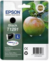 Genuine High Capacity Black Epson T1291 Ink Cartridge - (C13T12914010)