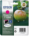 Genuine High Capacity Magenta Epson T1293 Ink Cartridge - (C13T12934010)