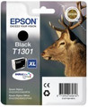 Genuine Extra High Capacity Black Epson T1301 Ink Cartridge - (C13T13014010)