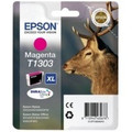Genuine Extra High Capacity Magenta Epson T1303 Ink Cartridge - (C13T13034010)