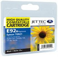 Compatible Jettec T0921 Black Ink Cartridge