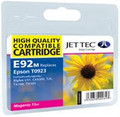 Compatible Jettec T0923 Magenta Ink Cartridge