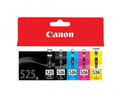 Genuine Canon PGI-525/CLI-526 (5 cartridge multi pack)