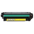 Compatible xinia CE252A Yellow Toner Cartridge 7k