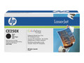 HP CE250X Black Toner Cartridge 10.5k