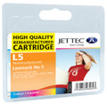 Remanufactured Lexmark 5 Colour Ink Cartridge - 18C1960E