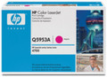 Genuine Magenta HP Q5953A Toner Cartridge - (Q5953A)