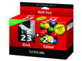 LEXMARK NO 23 AND 24 COMBO PACK