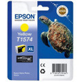 Epson T1574 Genuine Yellow Ink Cartridge, C13T15744010