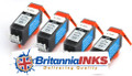 (B) Canon Compatible PGI-520 Black Ink Cartridge Quad Pack