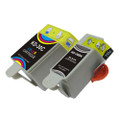 Twin Pack Compatible Kodak 30XL Ink Cartridges (2 inks)
