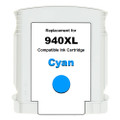 Compatible High Capacity Cyan HP 940XL Ink Cartridge