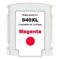 Compatible High Capacity Magenta HP 940XL Ink Cartridge 